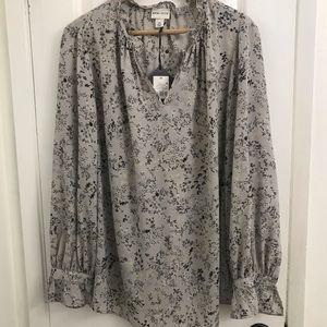5/25 Ava & Viv long sleeve blouse